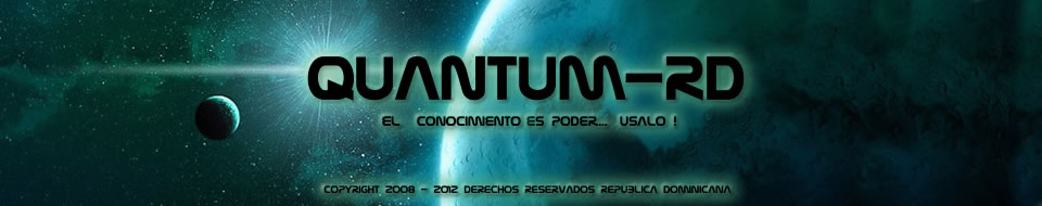 Quantum-RD