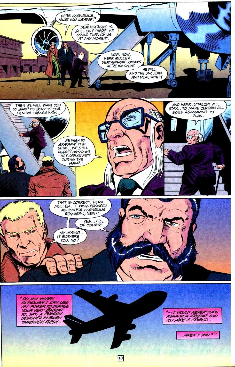 Deathstroke (1991) Issue #38 #43 - English 11