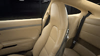 2012 Porsche 911 Carrera Coupe (911 not 998) Seats Head Rest