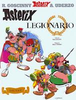 Astérix Legionario,Albert Uderzo, René Goscinny,Salvat  tienda de comics en México distrito federal, venta de comics en México df