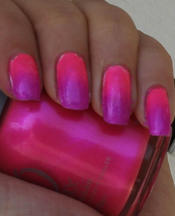 Great Glitter Nail Art Pens Tiny All About Nail Art Clean How To Dry Nail Polish Easy Nail Art For Beginners Step By Step Young Nail Polish And Pregnancy PinkNail Fungus Finger Glimmer And Glitter   A Nail Polish Blog: Neon Two Tone Sponge ..