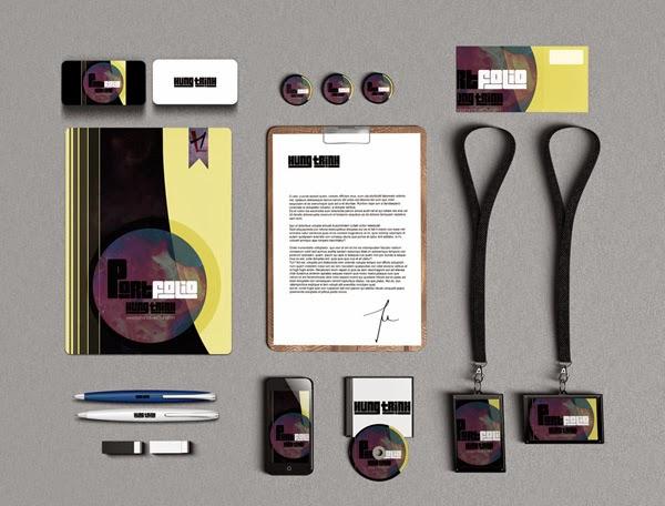 Download Branding Stationery Mockup Gratis - FREE BRANDING MOCKUP BY HUNG TRINH