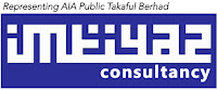Imtiyaz Consultancy adalah agensi berdaftar dan Top Agency AIA Public Takaful Berhad