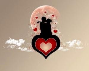 Siluetas de Parejas Enamoradas, parte 1