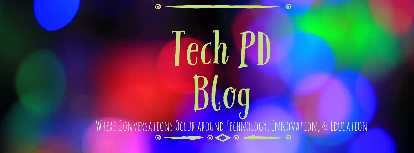 Tech PD Blog