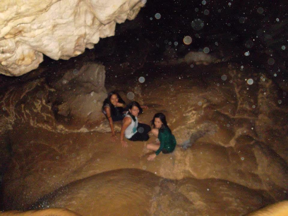 spelunking at Sumaguing Cave Sagada