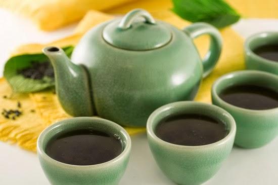 nước trà