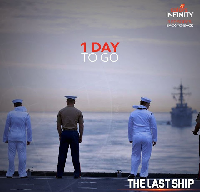 'The Last Ship' Colors Infinity Upcoming Series Wiki Plot  Star-Cast  Pics  Timing  Promo  Video