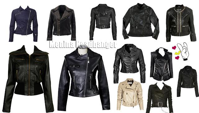 jaquetas de couro no heavy metal