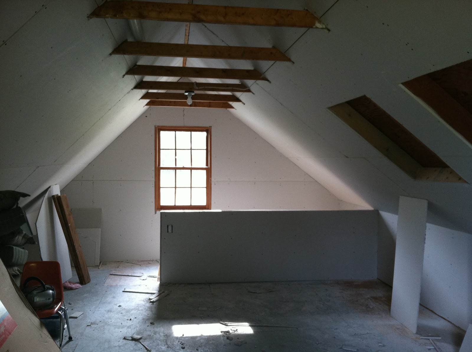 Studio Is  pleted as well How To Install An Attic Ladder Apps Directories C170deea438976b8 additionally Attic Laddertelescoping Attic Stairs moreover Mac Mac Me Over Preview also 977509. on insulated pull down stairway