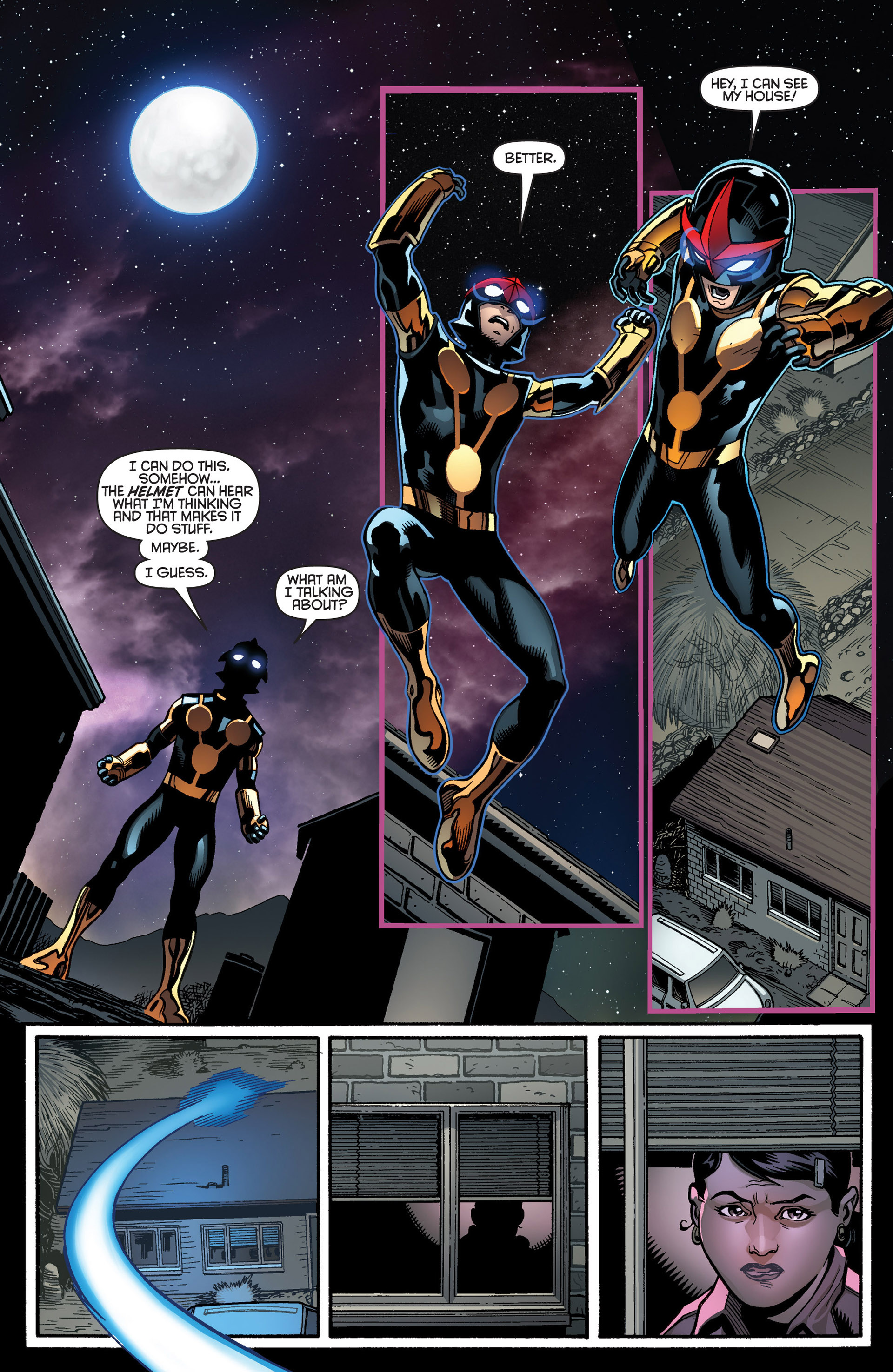 Nova (2013) - Chapter  2 | pic 17