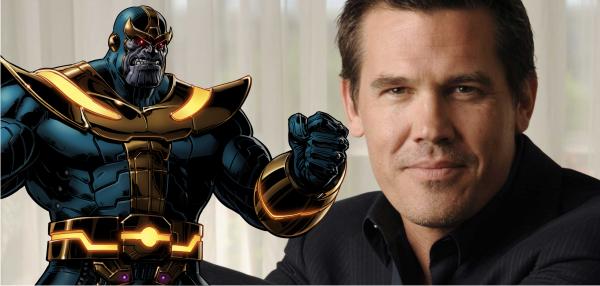 Josh Brolin dará voz ao vilão Thanos em Guardiões da Galáxia
