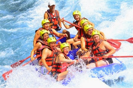 Escape Rafting Antalya Rafting Tour in Antalya