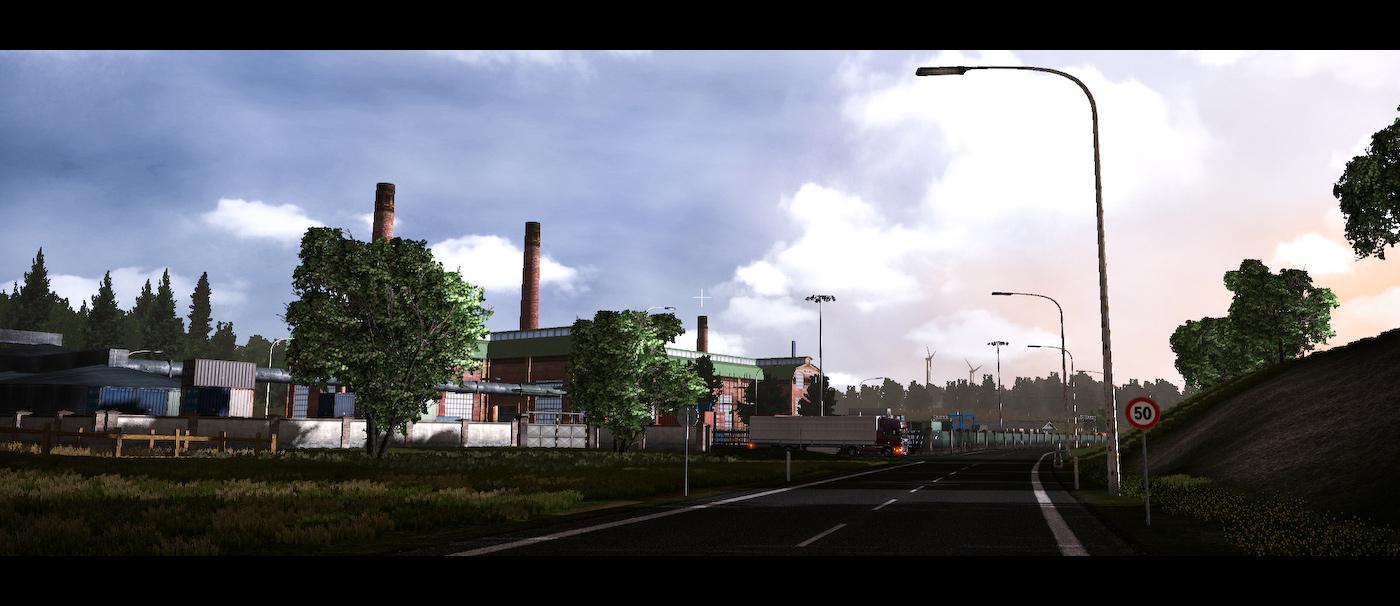 euro truck simulator 2 [2011]