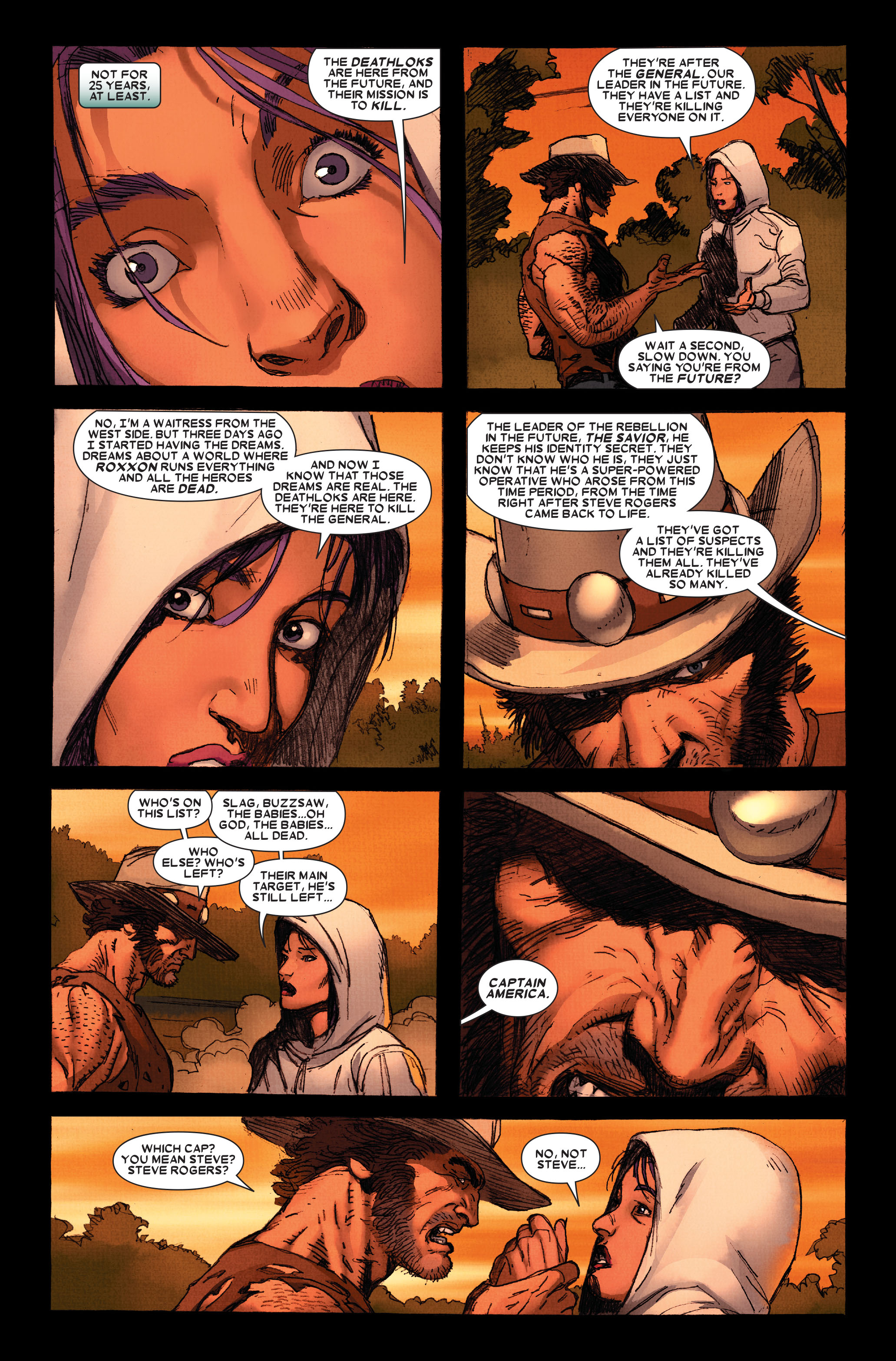 Wolverine: Weapon X #12 #5 - English 7