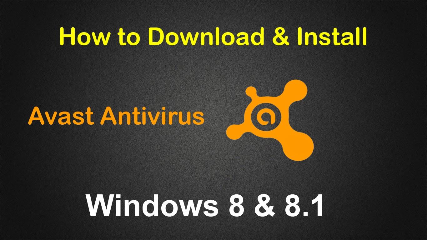 avast antivirus download free for windows 8.1
