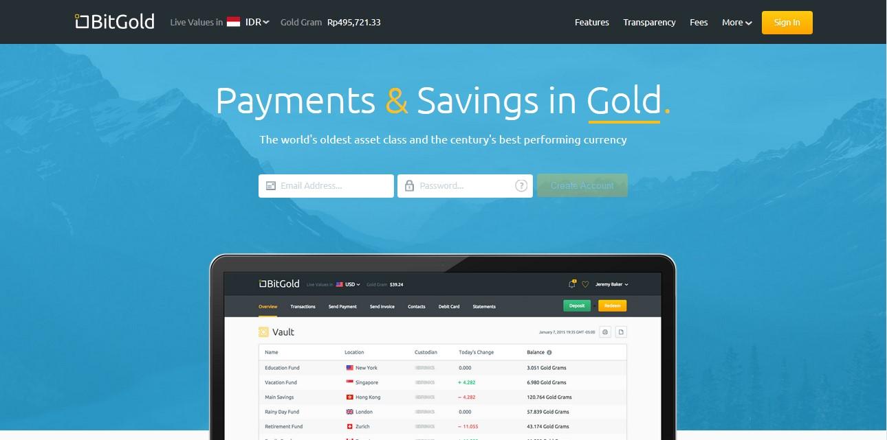 الحصول بطاقة ماستركارد مجاناً موقع How to Get Dollars from Affiliate Programs Bitgold-3.jpg
