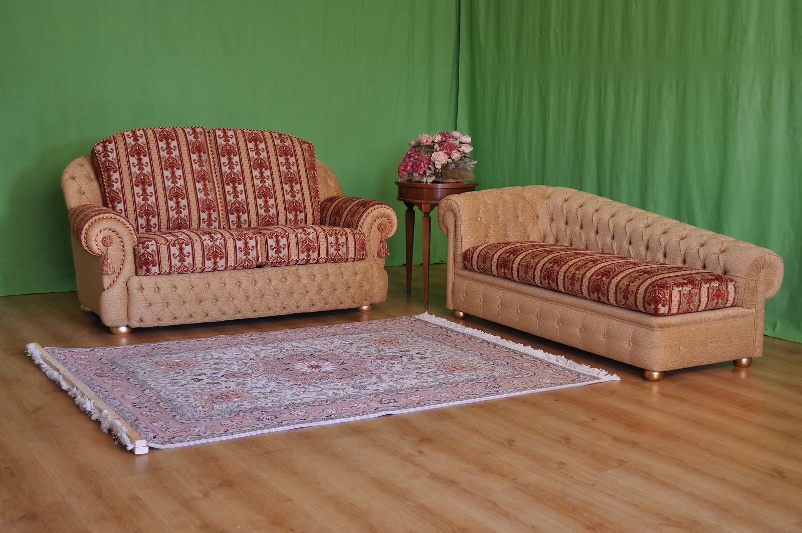 Vama divani blog la dormeuse per un soggiorno classico for Divani per soggiorno