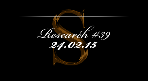 Research #39 - 24.02.15