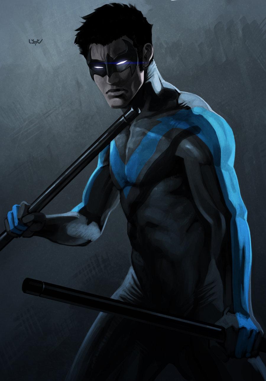 Nightwing Batman Beyond