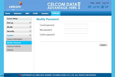 celcom broadband