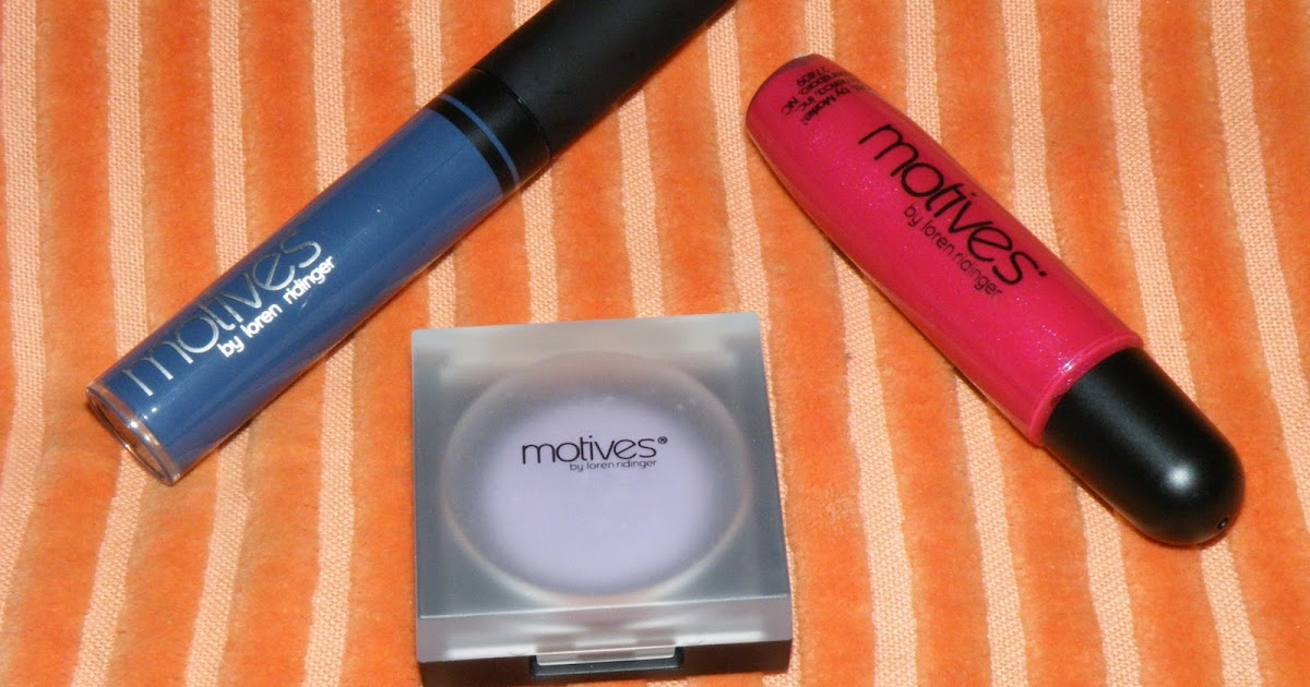 Blog Abelhinha Motives Cosmetics