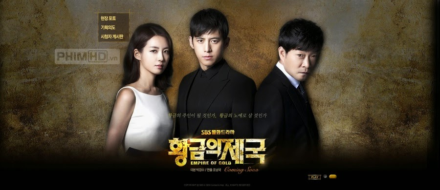 Đế Quốc Hoàng Kim - Empire Of Gold - 2013