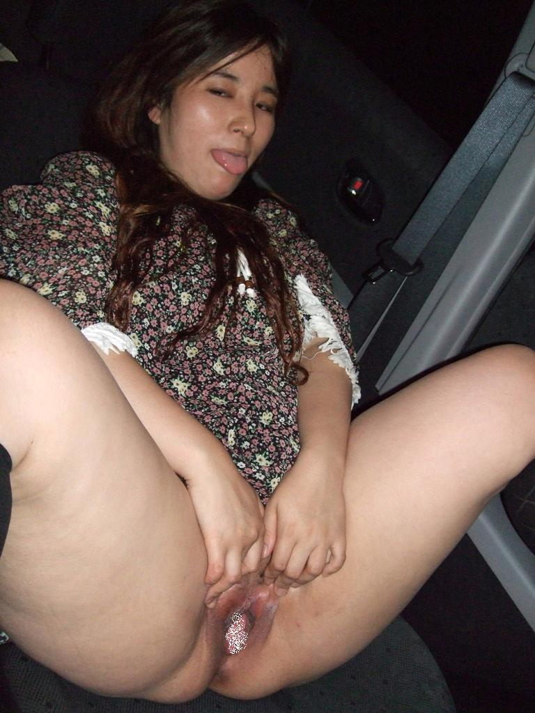 Upskirt hairy thumbs