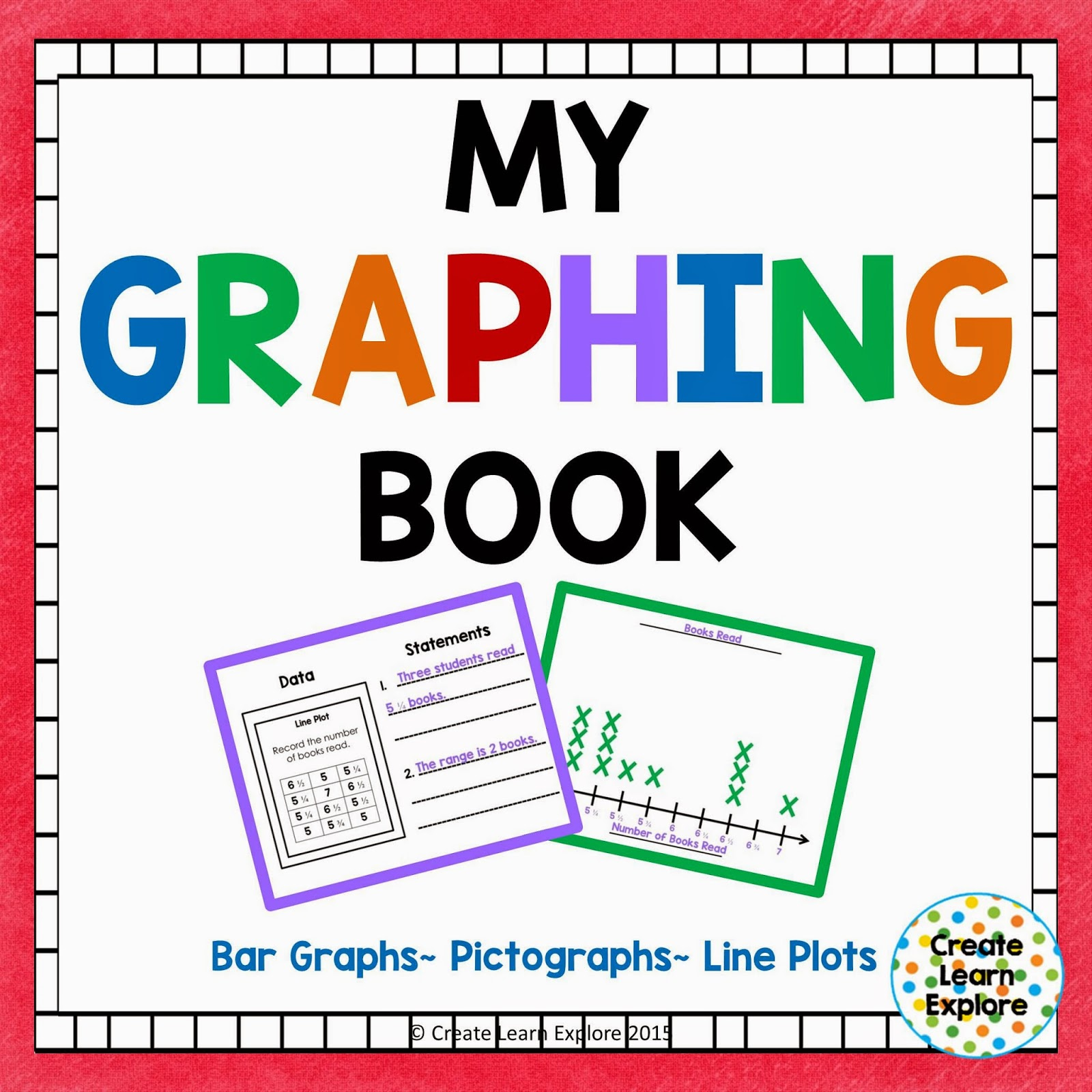 https://www.teacherspayteachers.com/Product/My-Graphing-Book-Bar-Graphs-Pictographs-Line-Plots-1679508