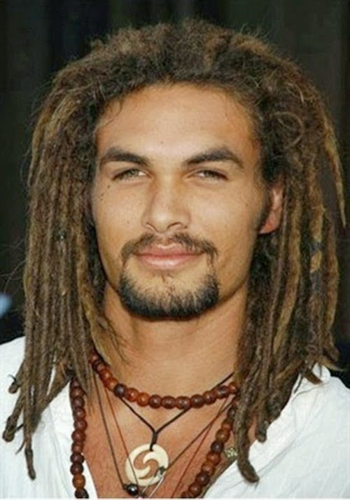 afro long hairstyles for men 2014