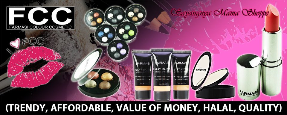 FARMASI COLOUR COSMETICS
