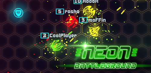 Neon Battleground Gameplay IOS / Android