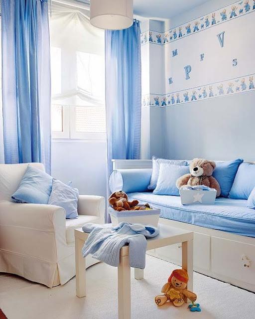Mariangel coghlan preparando el cuarto del bebe - Decorar habitacion infantil ...