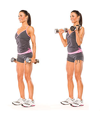 ... Hammer Curl - Learn this Bicep Curl Variation and Dumbbell Exercise