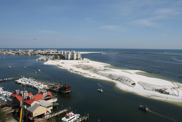 destin beach resort