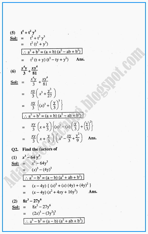 exercise-5-4-factorization-hcf-lcm-simplification-and-square-roots-mathematics-notes-for-class-10th