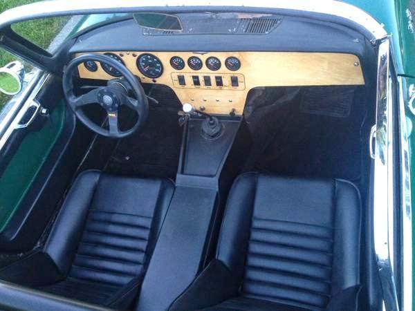 Fully-restored 1966 Lotus Elan S3   Auto Restorationice