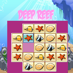 Deep Reef (Picture Puzzle Game)