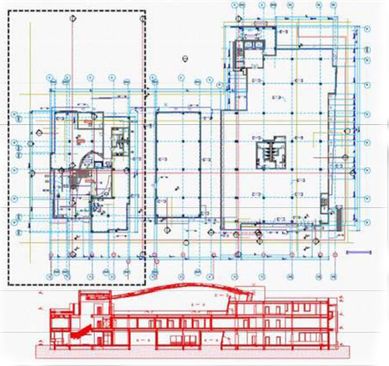 Menyusun dokumen konstruksi, gambar kerja, atau ded (detailed