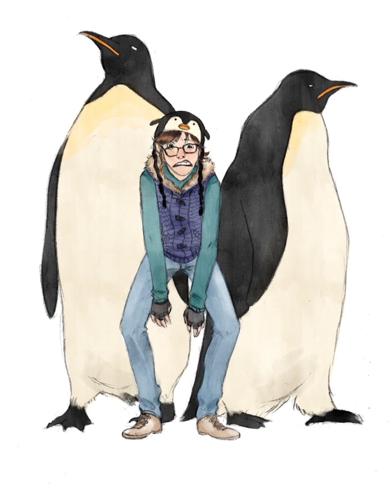 hodgepodge  trois mois et demi de pingouins