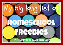 My super long list of Homeschool LInks