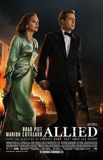 Allied 2016 Hindi Dual Audio BluRay | 720p | 480p