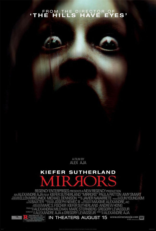 Researching horror posters