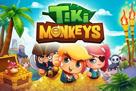 Tiki Monkeys v1.0.6 Trcuos (Oro y Gemas Infinitos)-mod-modificado