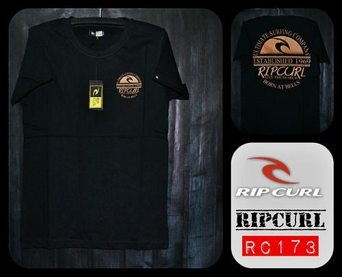 Kaos Surfing RIPCURL Kode RC173
