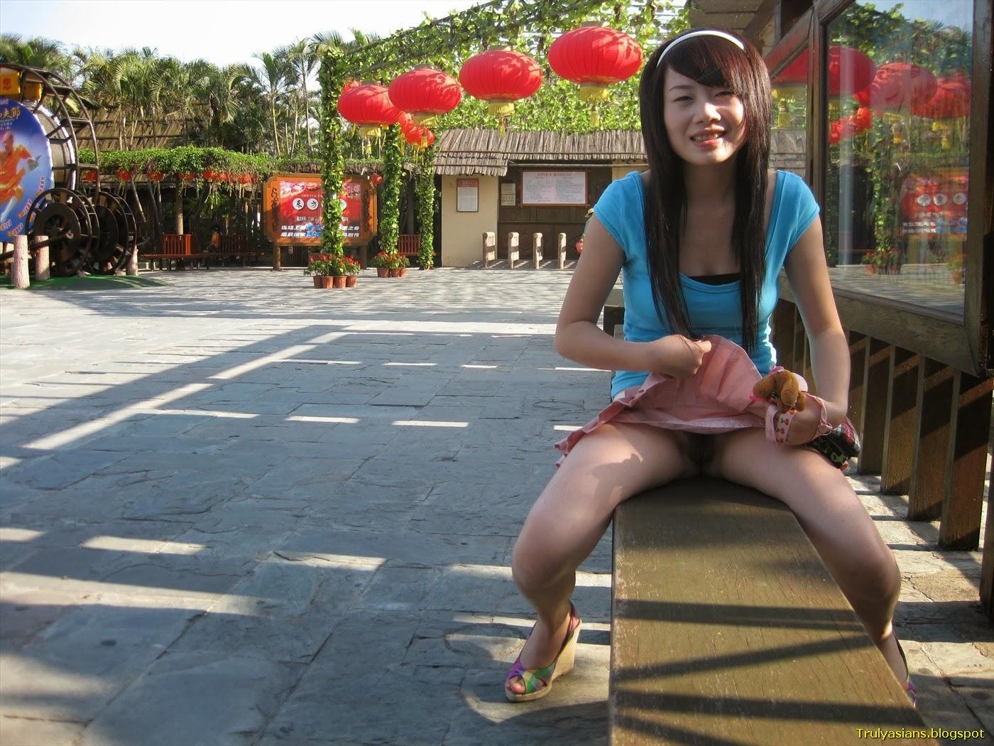 nude chinese girls in california