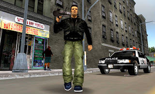 Grand Theft Auto 3 iphone
