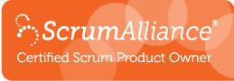 Certified Scrum Product Owner Logo by Scrum Alliance