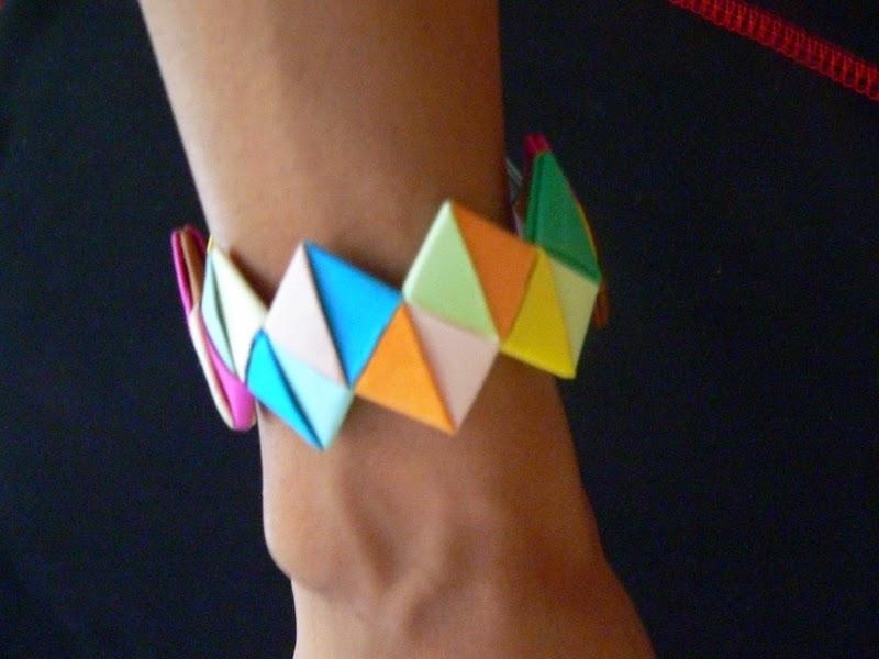 origami maniacs origami bracelets