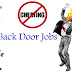 Backdoor jobs in Hyderabad, Backdoor jobs in Bangalore, Backdoor jobs in Chennai